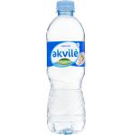 Natūralus mineralinis vanduo Akvilė 0.5l negazuotas PET
