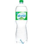Natūralus mineralinis vanduo Akvilė 1.5l lengvai gazuotas PET