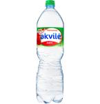 Stalo vanduo Akvilė su avietės aromatu 1.5l lengvai gazuotas PET