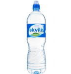 Natūralus mineralinis vanduo Akvilė Sport 1l negazuotas PET
