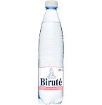 Natūralus mineralinis vanduo Birutė 0.5l negazuotas PET