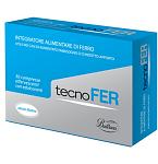 tecnoFER šnypščiosios tabletės su saldikliais (be gliuteno) N30