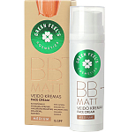 GREEN FEELS BB toninis veido kremas medium 50ml