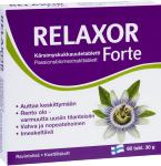 Maisto papildas Relaxor Forte tabletės N60