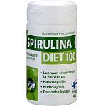 Maisto papildas Spirulina Diet 100 tabletės N115