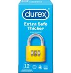 DUREX Extra Safe prezervatyvai N12