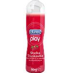 DUREX Play Sweet Strawberry  lubrikantas 50ml