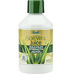 Maisto papildas Aloe Vera Juice 500ml