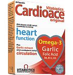 Maisto papildas Cardioace kapsulės N30