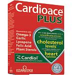 Maisto papildas Cardioace Plus kapsulės N60