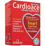 Maisto papildas Cardioace tabletės N30