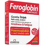Maisto papildas Feroglobin kapsulės N30