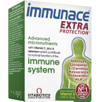 Immunace Extra Protection tabletės N30