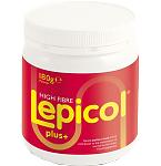 Maisto papildas Lepicol Plus milteliai 180g