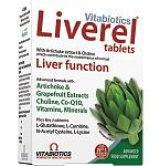 Maisto papildas Liverel tabletės N60