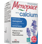 Menopace Calcium tabletės N60