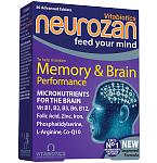 Maisto papildas Neurozan tabletės N30