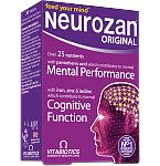 Maisto papildas Neurozan Original tabletės N30