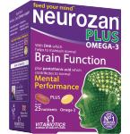 Maisto papildas Neurozan Plus tabletės/kapsulės N28+28