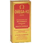 Maisto papildas Omega - H3 kapsulės N30