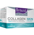 Perfectil Platinum Collagen Skin Drink skystasis kolageno gėrimas odai 50ml N10