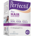 Perfectil plus Hair tabletės N60