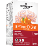 SUPERFOODS HIPPOPHAES ENERGY kapsulės N30