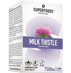 SUPERFOODS MILK THISTLE kapsulės N50