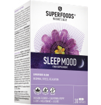 SUPERFOODS SLEEPMOOD kapsulės N30