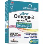 Ultra Omega - 3 kapsulės N60