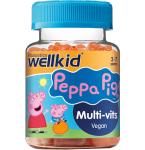 WellKid Peppa Pig Multi - Vits guminukai N30