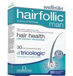 Maisto papildas Wellman Hairfollic tabletės N30
