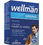 Wellman tabletės N30