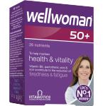 Wellwoman 50+ tabletės N30
