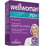 Wellwoman 70+ tabletės N30