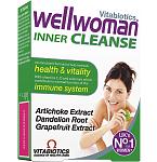 Maisto papildas Wellwoman Inner Cleanse tabletės N30