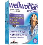 Maisto papildas Wellwoman kapsulės N30