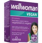 Maisto papildas Wellwoman Vegan tabletės N60