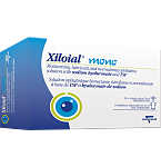 Xiloial akių lašai dozėmis 20 x 0.5ml