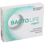 Maisto papildas Bactolife Yogurt kietosios kapsulės N30