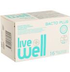 Maisto papildas LIVE WELL BACTO PLUS pakeliai N16