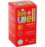 Maisto papildas LIVE WELL GUMMIES IMUNO ACEROLA guminukai N90