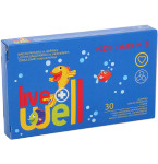Maisto papildas LIVE WELL Kids Omega3 guminukai N30
