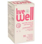 Maisto papildas LIVE WELL NAKVIŠŲ ALIEJUS kapsulės N90