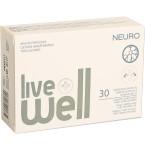 Maisto papildas LIVE WELL NEURO kapsulės N30
