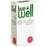 Maisto papildas LIVE WELL žuvų taukai su vitaminais A ir D3 250ml