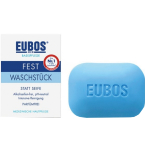 Eubos Med Solid washing bar kietas prausiklis 125g blue