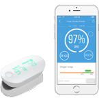 iHealth Wi-Fi pulsoksimetras