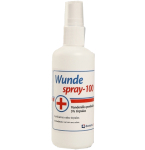 Wunde Spray 100 purškalas 100ml