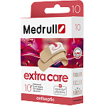 Medrull pleistras Extra Care rinkinys 2 dydžių N10